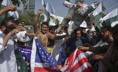 ڈونلڈ ٹرمپ کی مسلمان دشمنی ،شہر شہر مظاہرے اور ریلیاں