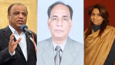 ایم کیو ایم لندن کے رہنما بابر غوری، شمیم صدیقی اور امبر خان نے پارٹی چھوڑ دی