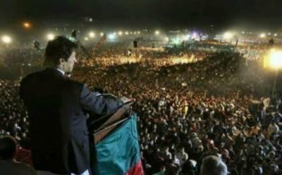 حکمرانوں کو کرپشن پر اب کوئی بچانے والا نہیں، عمران خان