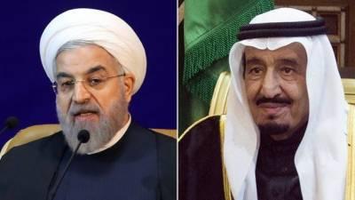 ایران نے سعودی عرب کی طرف مشروط دوستی کا ہاتھ بڑھا دیا