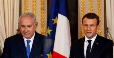فرانس نے بھی یروشلم کو اسرائیل کا دارالحکومت تسلیم کرنے سے انکار کر دیا