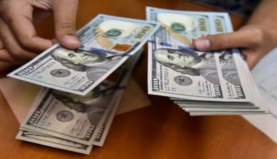 انٹر بینک میں ڈالر 109 روپے 25 پیسے تک پہنچ گیا