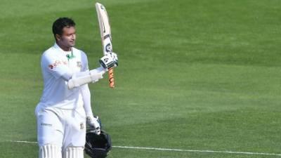 شکیب الحسن بنگلہ دیش کے نئے ٹیسٹ کپتان مقرر
