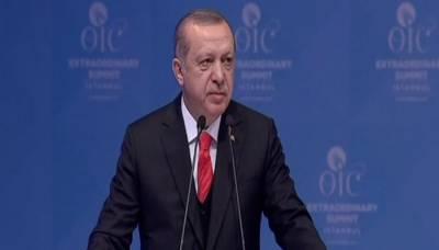 ترک صدر نے اسرائیل کو دہشتگرد ریاست قرار دیدیا