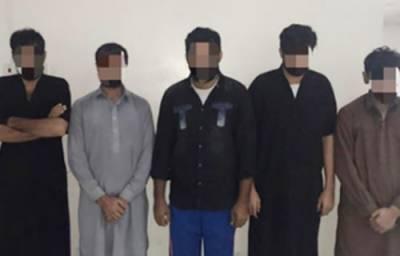 سعودی پولیس نے لاکھوں ریال کی چوری میں ملوث 6 پاکستانیوں کو گرفتار کر لیا