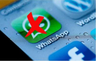31 دسمبر تک کئی اسمارٹ فونز سے واٹس ایپ سپورٹ ختم کر دی جائے گی