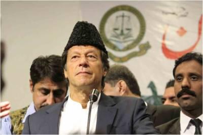 جمہوریت کو خطرے میں کہنے والوں کی کرپشن خطرے میں ہے، عمران خان