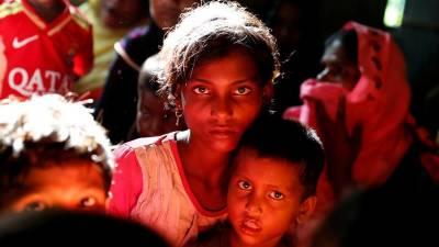 ایک ماہ کے دوران 6700 سے زائد روہنگیا مسلمانوں کو قتل کیا گیا، سروے