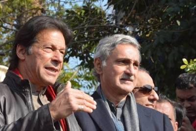 عمران خان اور جہانگیر ترین نااہلی کیس کا فیصلہ کل سنایاجائےگا