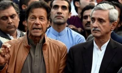 عمران خان کی جہانگیر ترین کو بطور سیکریٹری جنرل کام جاری رکھنے کی ہدایت