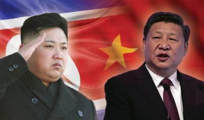 چینی بحریہ نے شمالی کوریا کے ساحل پر بحری فوجی مشقیں شروع کردیں