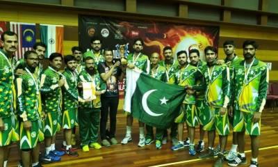ایشین نیٹ بال چیمپین شپ پاکستان کو 1 گول سے شکست