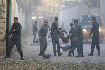 کابل میں خفیہ ایجنسی کے تربیتی مرکز پر حملہ، 3 دہشت گرد ہلاک