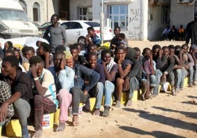 لیبیا نے غیر قانونی تارکین وطن کو مستقل سکونت دینے کے عالمی طاقتوں کے مطالبہ کو مسترد کر دیا