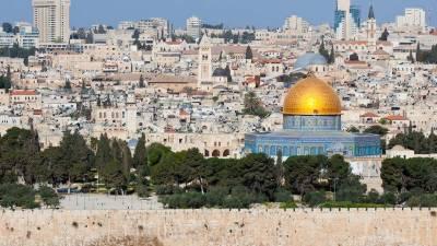 پاکستان کامقبوضہ بیت المقدس کو اسرائیلی دارالحکومت قبول کرنے سے انکار