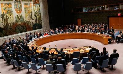 امریکا نے بیت المقدس پر سلامتی کونسل کی قرارداد ویٹو کر دی