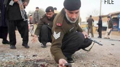 ڈی آئی خان، چیک پوسٹ کے قریب ریموٹ کنٹرول دھماکا، 4 افراد زخمی