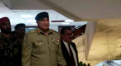 عسکری قیادت نے قومی سلامتی کے امور پر سینیٹ کمیٹی کو تفصیلی بریفنگ دیدی