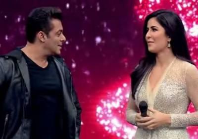 معروف اداکارہ نے کترینہ اور سلمان کے تعلق پر سوال اٹھا دیا
