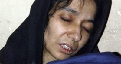 ڈھائی سال سے عافیہ صدیقی سے ٹیلی فون پر رابطہ بھی نہیں ہوسکا : ڈاکٹر فوزیہ صدیقی