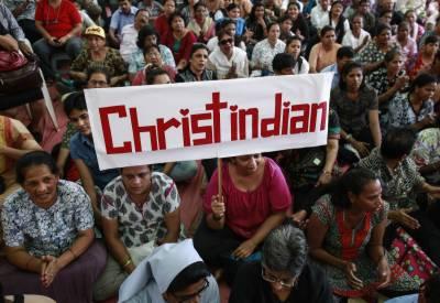 بھارت میں ہندوئوں نے عیسائیوں کی زندگی اجیرن کردی