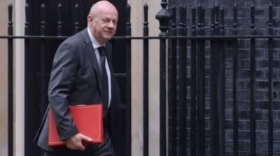 فحش مواد کی تحقیقات، برطانوی نائب وزیراعظم برطرف
