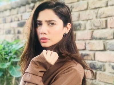 پاکستان کی نامور اداکارہ ماہرہ خان 33برس کی ہو گئی