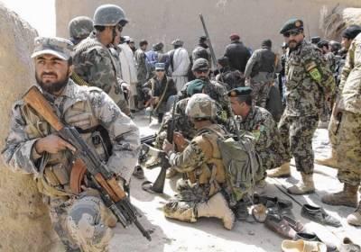 افغان سیکورٹی فورسز کے زمینی اور فضائی آپریشن میں 17طالبان جنگجو ہلاک، 5 زخمی
