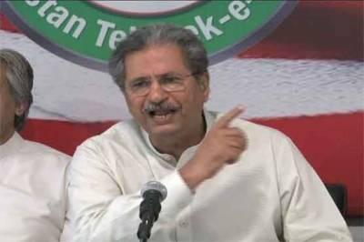 نوازشریف اس نظام کا بیڑا غرق کرنا چاہتے ہیں : شفقت محمود