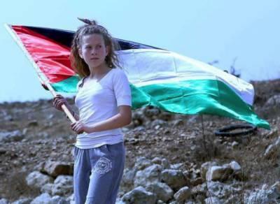 اسرائیلی فوجی کو تھپڑ رسید کرنے والی دوسری بہادر فلسطینی لڑکی بھی گرفتار