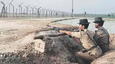 ایل او سی پر بھارتی فوج کی بلا اشتعال فائرنگ ٗ شہری زخمی