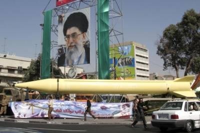 امریکا اور تین مغربی ممالک کا ایرانی میزائلوں سے نمٹنے کی ضرورت پر زور