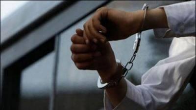 مظفر گڑھ میں کرسمس پر دہشت گردی کا منصوبہ ناکام، 3 دہشتگرد گرفتار
