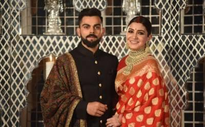 دہلی میں شادی ریسپشن میں انوشکا اور ویرات کے ڈانس نے دھوم مچا دی