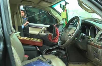پشاور میں گاڑی پر فائرنگ سے پی ٹی آئی رہنما جاں بحق
