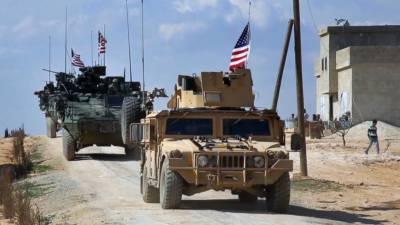 شام میں اب امریکی افواج کی کوئی ضرورت نہیں: روس