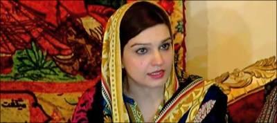 کلبھوشن کا خاندان مل سکتا ہے تو بھارت یٰسین ملک کو بھی اجازت دے: مشال ملک