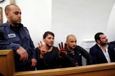 اسرائیل نے 2 ترک شہریوں کو ملک بدر کر دیا