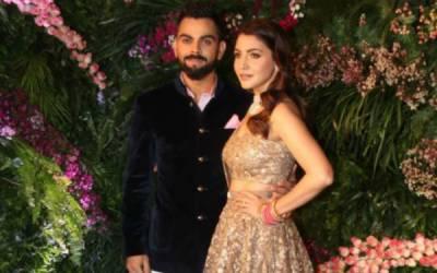 ممبئی کے عالیشان ہوٹل میں انوشکا اور ویرات کوہلی کی شادی کی بڑی تقریب،اہم شخصیات کی شرکت