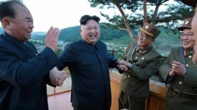 امریکا نے شمالی کوریا کی 2 نامور شخصیات پر پابندیاں لگا دیں