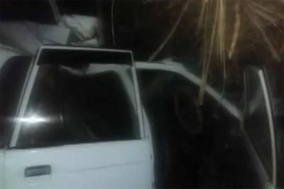 لیہ میں ٹریف حادثے میں ایک ہی خاندان کے 3 افراد جاں بحق