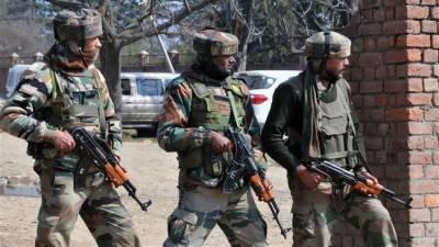بھارتی فوج تقسیم ہو گئی, بڑی تعداد میں فوجیوں کا لڑائی سے انکار
