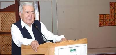 پاکستانی عوام کیلئے پانی کی بجائے فرنس آئل سے بجلی بنانا ظلم ہے : سابق چیئر مین واپڈا