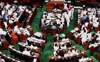 بھارتی پارلیمنٹ میں بیک وقت 3 طلاقوں کو جرم قرار دینے کا بل منظور