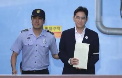سام سنگ کمپنی کے ارب پتی مالک کو 12 سال قید کی سزا تجویز