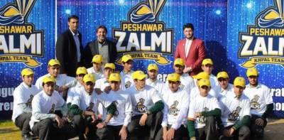 زلمی اسکول لیگ کا بڑا فائنل مقابلہ 2جنوری کو پشاور میں منعقد ہوگا