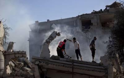 اسرائیلی فوج نے فلسطینیوں کا ایک مکان اور ہوٹل مسمار کر دیا