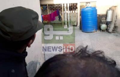 راولپنڈی: اہلخانہ کو یرغمال بنانے والا شخص زخمی حالت میں گرفتار