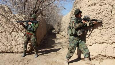 افغان صوبے ارزگان میں فورسز سے جھڑپ میں 10 طالبان ہلاک، 7 زخمی