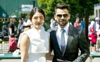ویرات کوہلی اور انوشکا شرماکی نئی تصویر سامنے آگئی